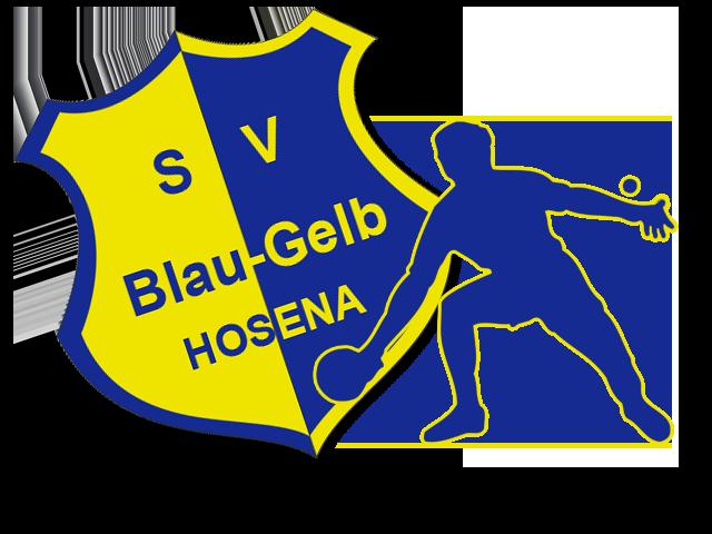 Abt. Tischtennis des SV Blau-Gelb 1899 Hosena e.V.
